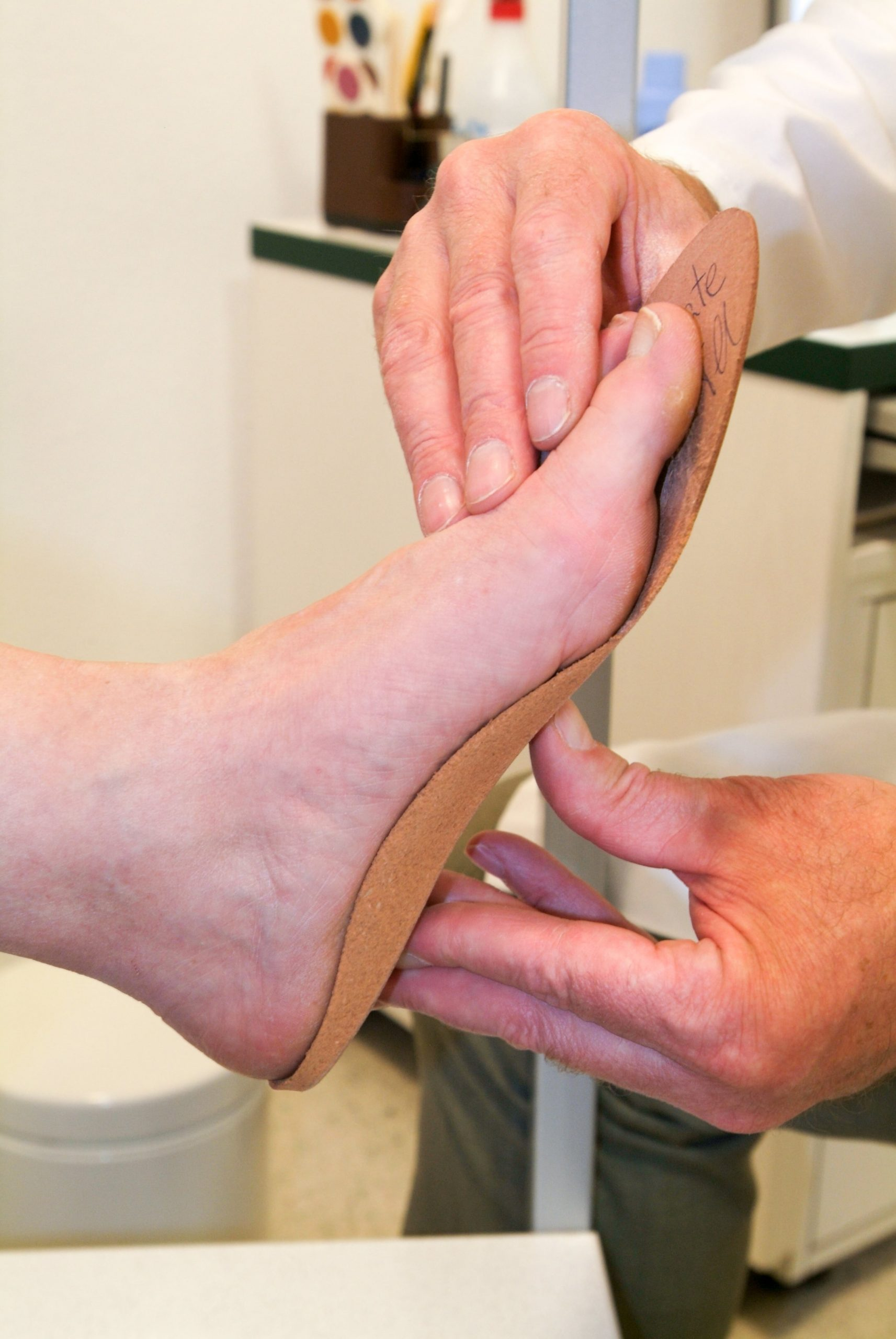 What do you need to know about foot orthotics?